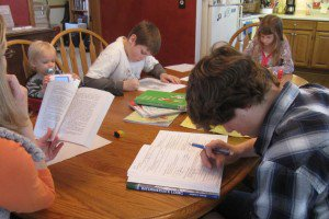 Homeschooling Multiple Ages