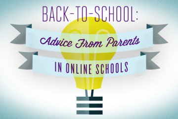 Needing advice, looking for guidance and seeking out support throughout a school year, is no different for online school parents.