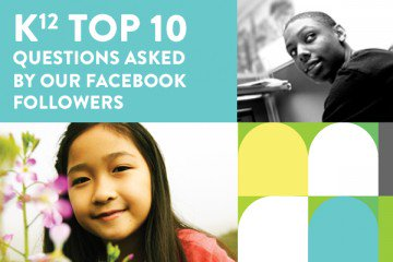 From enrollment to technical questions to mobile apps, you asked and we answered! Here are the top 10 questions we've received on Facebook.