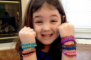 Six Important Skills Kids Build with Rainbow Loom