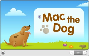 Preschool Mac the Dog