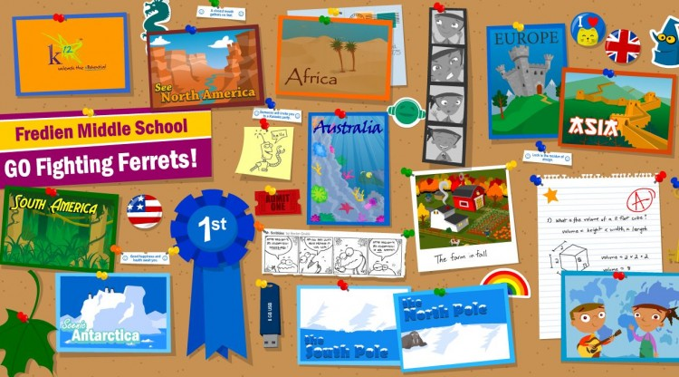 7 Continents Song – Kindergarten History Learning Activity