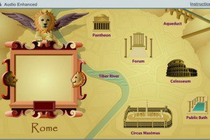 Where in the Roman World