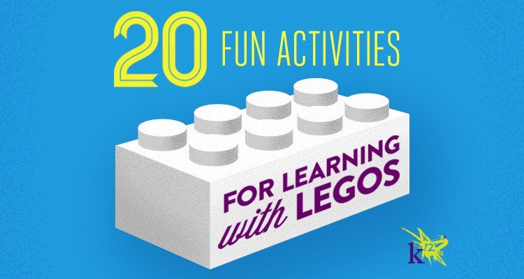 Lots of fun ways to learn with LEGOs!