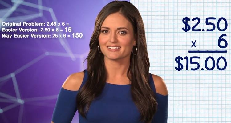 danica mckellar measurements