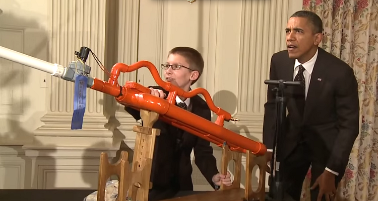 Celebrating a #NationofMakers at First White House Maker Faire