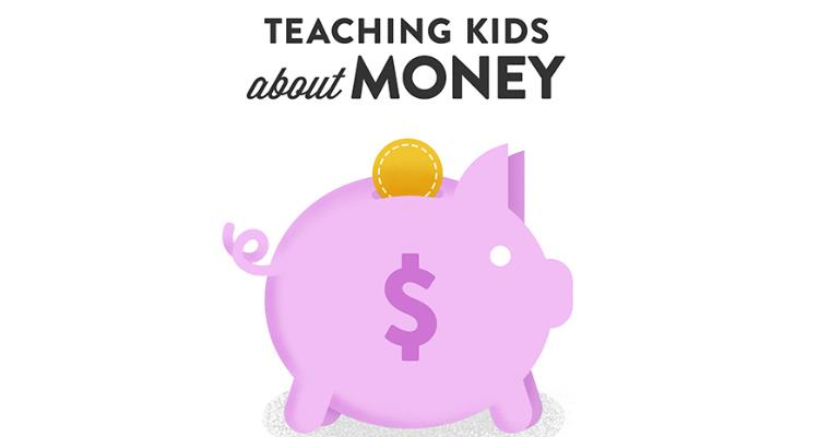 How to Approach Teaching Kids About Money