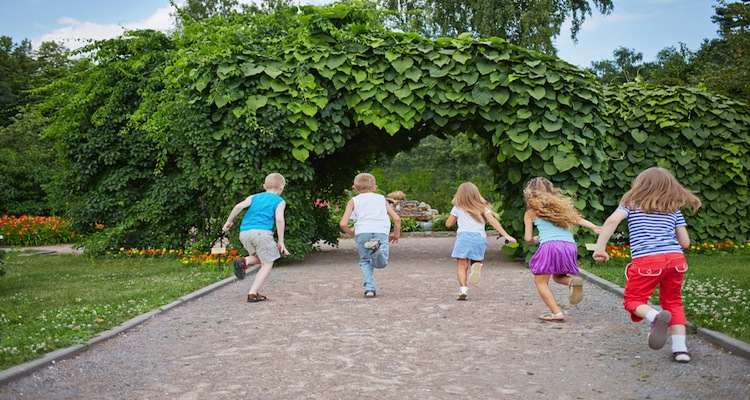 5 Fun, Active Games to Keep Kids Learning