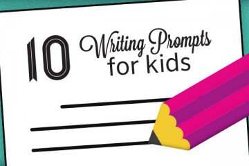 10 Writing Prompts