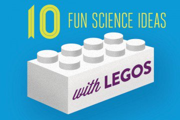 10 fun ways to learn about science with LEGOs