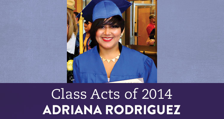 Class Acts of 2014: Teen Mom Graduates with Straight As