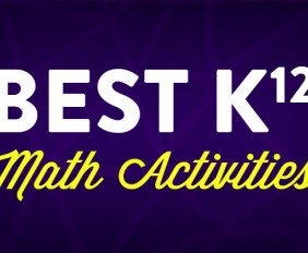 Best K12 Math Activities