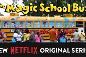 Netflix introduces a new version of classic TV show 'The Magic School Bus,' the longest-running children's science program.