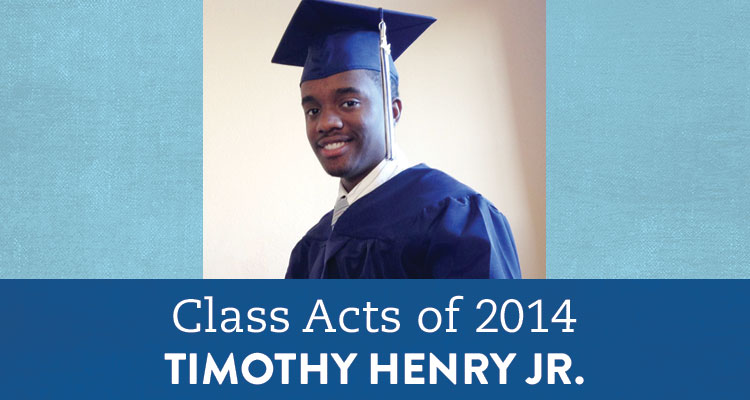 Class Acts of 2014: A Bullying Victim Turned Advocate