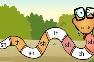 Reading Color the Digraph Snake