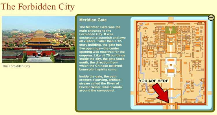 3rd Grade History Activity The Forbidden City