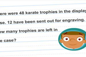 Karate Word Problems
