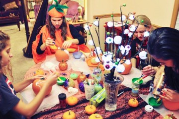We've rounded up 18 of our favorite educational Halloween kids crafts, broken down by educational subject so there's something for every interest.