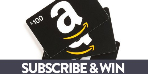 Enter our subscription sweepstakes for your chance to win one of 5 $100 Amazon gift cards!