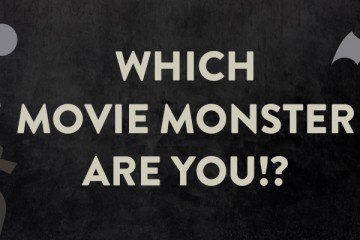 Movie Monster Quiz