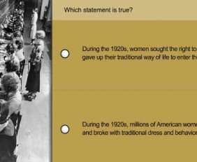 Roaring 20s true or false