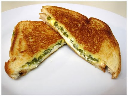 Jalapeno Popper Grilled Cheese Sandwiches   Allrecipecenter