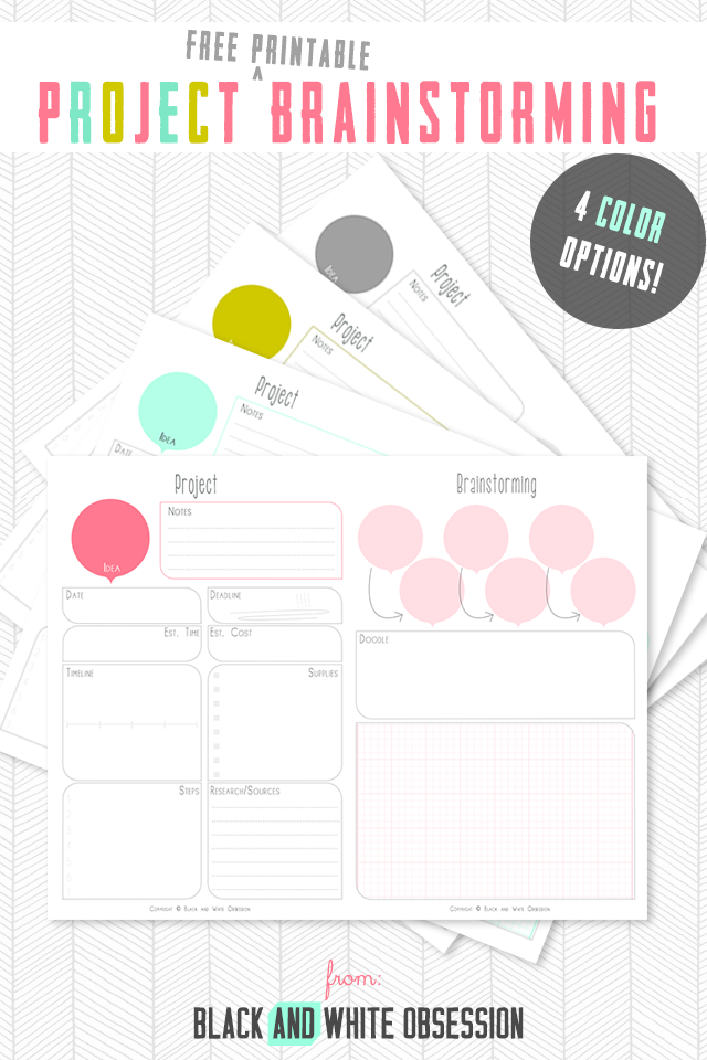 Free-Project-Brainstorming-Printable-by-Black-and-White-Obsession
