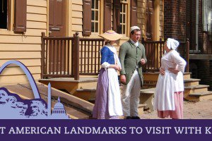 Jamestown & Williamsburg, Virginia