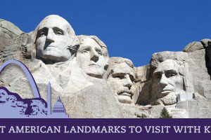 Mt. Rushmore and the Crazy Horse Memorial