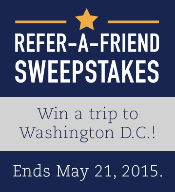 Refer-A-Friend to K¹² Don't keep the education solution you've found a secret—share it! *Sweepstakes not available in these states: CO, FL, IN, MA, MN, OR, TX, UT, WA.
