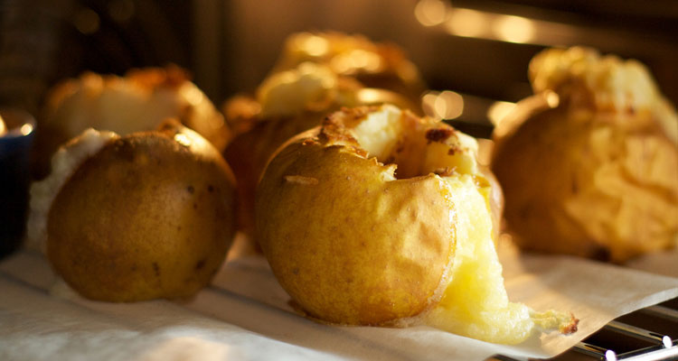 Snack of the Week - Baked Apple
