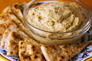 Snack of the Week - Hummus
