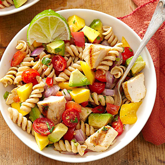 Healthy Snack Of The Week Pasta Salads That Kids Will Eat