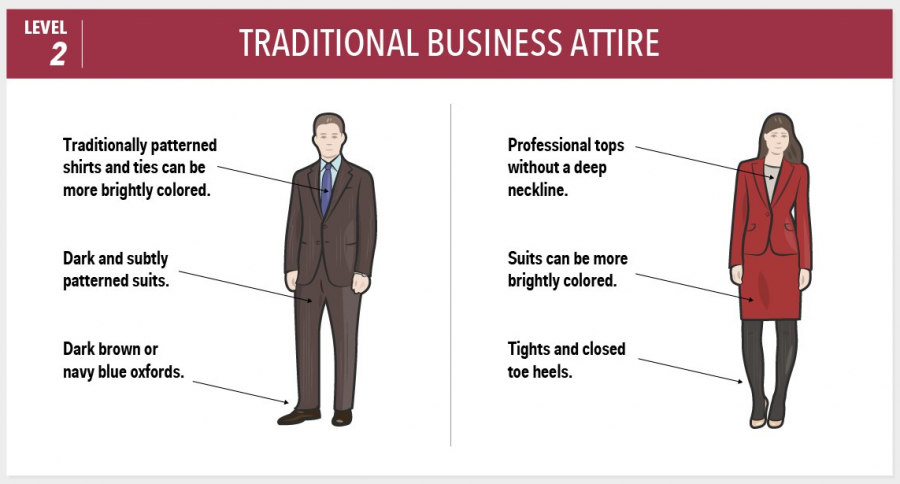 Business Insider Traditional Business Attire