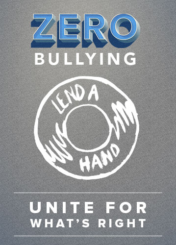 Learn how you can participate in National Bullying Prevention Month!