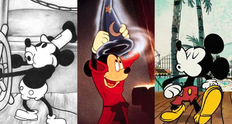 the history of mickey mouse learning liftoff