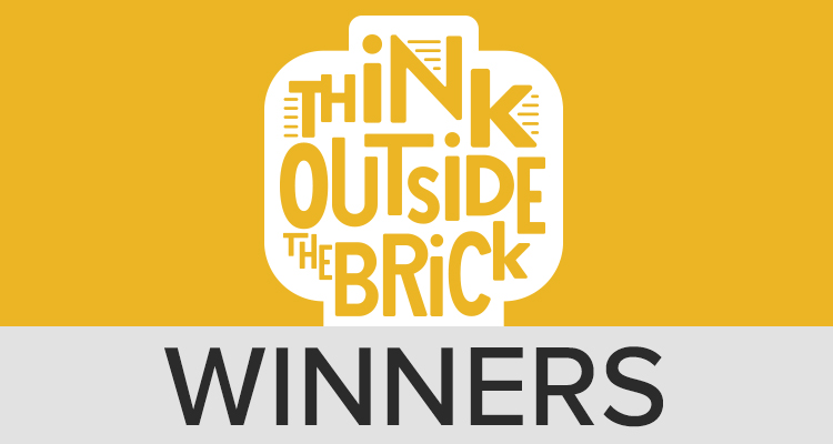 The 2016 Think Outside the Brick STEM Contest was a success! Help us in congratulating all of our winners!