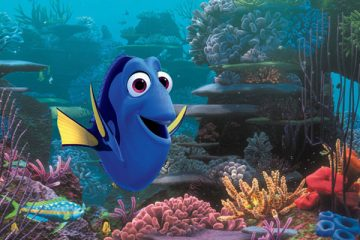 "Is Disney and PIXAR's movie ""Finding Dory"" appropriate for kids and will they learn anything from it? Read this review to find out."