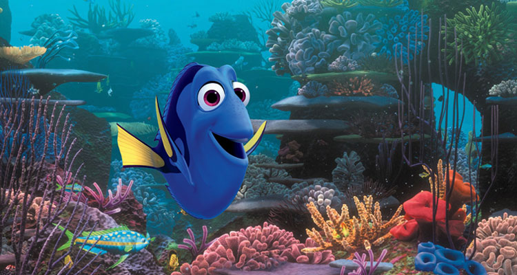 """Is Disney and PIXAR's movie """"Finding Dory"""" appropriate for kids and will they learn anything from it? Read this review to find out."""