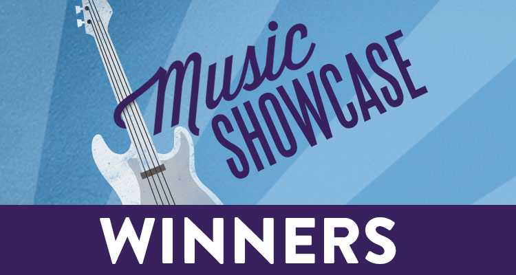 Take a look at all of the talented winners of the 2016 Music Showcase!