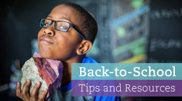 Click here to see our comprehensive articles for back-to-school success