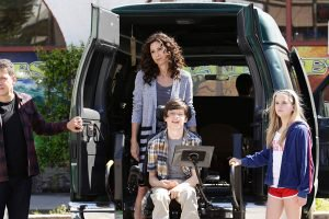 Scene from Speechless