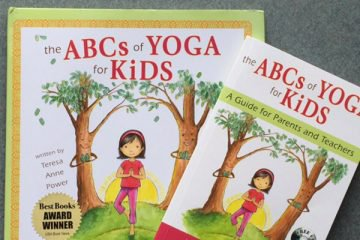 ABCs of Yoga for Kids book