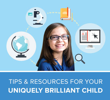 Read how to support your uniquely brilliant child here