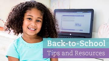 See our helpful articles for back-to-school success