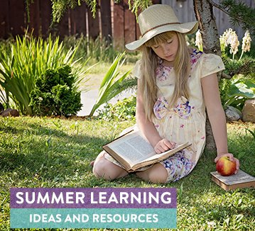 Read how to avoid the summer slide!