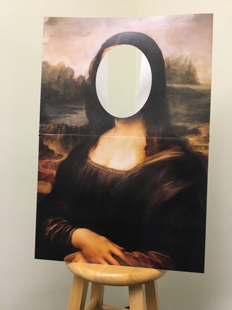 Mona Lisa Halloween Costumes