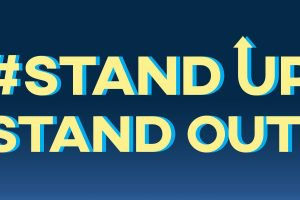 Stand Up, Stand Out Against Bullying