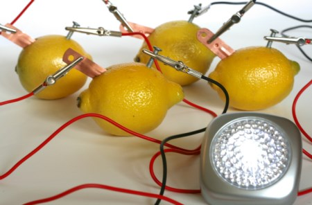 Make a Lemon Battery from Kids Activities Blog
