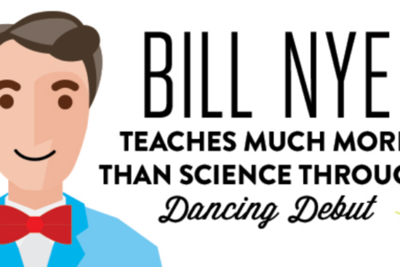 Bill Nye may be best known for making science entertaining and accessible, but the Science Guy may have taught us a larger lesson on Dancing with the Stars.
